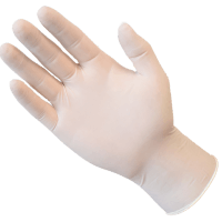 Rubber Latex Gloves Small