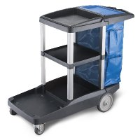 PLATINUM JANITORS CART MKII