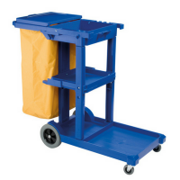 Oates Janitors Cart Mark II