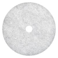 Glomesh Super Polish Pad White