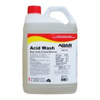 Agar Acid Wash