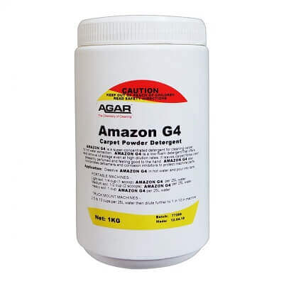 Agar Amazon G4 1 Litre