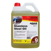 Agare Stainless Steel Oil 5 Litre