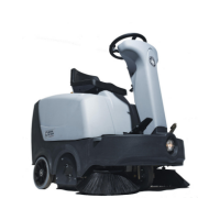 Nilfisk Floor Sweeper
